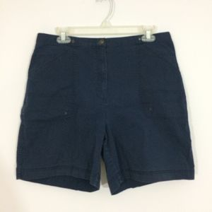 Christopher & Banks Womens Sz 14 Stretch Shorts